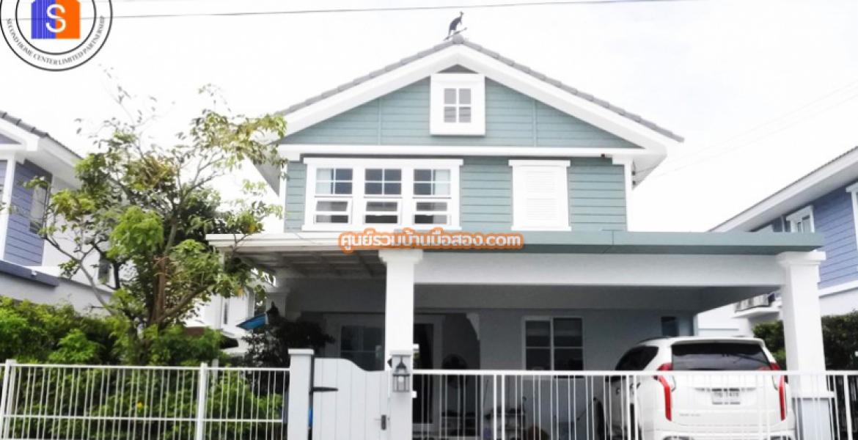 บ้านเดี่ยว 2 ชั้น โครงการสีวลี อยุธยา 2  (Sivalee Ayutthaya2) โครงการของแลนด์แอนด์เฮ้าส์