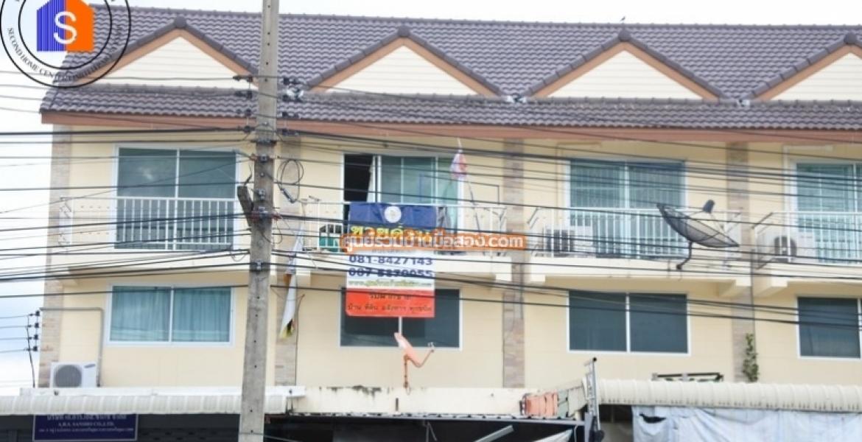 ขายอาคารพาณิชย์ 2.5 ชั้น 1 คูหา  ตำบลบ้านเกาะ  อยุธยา