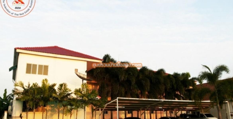 อพาร์ทเม้นท์ 2 ชั้น 140 ตรว. ถนนสุขุมวิท-ถนนข้าวหลาม ชลบุรี